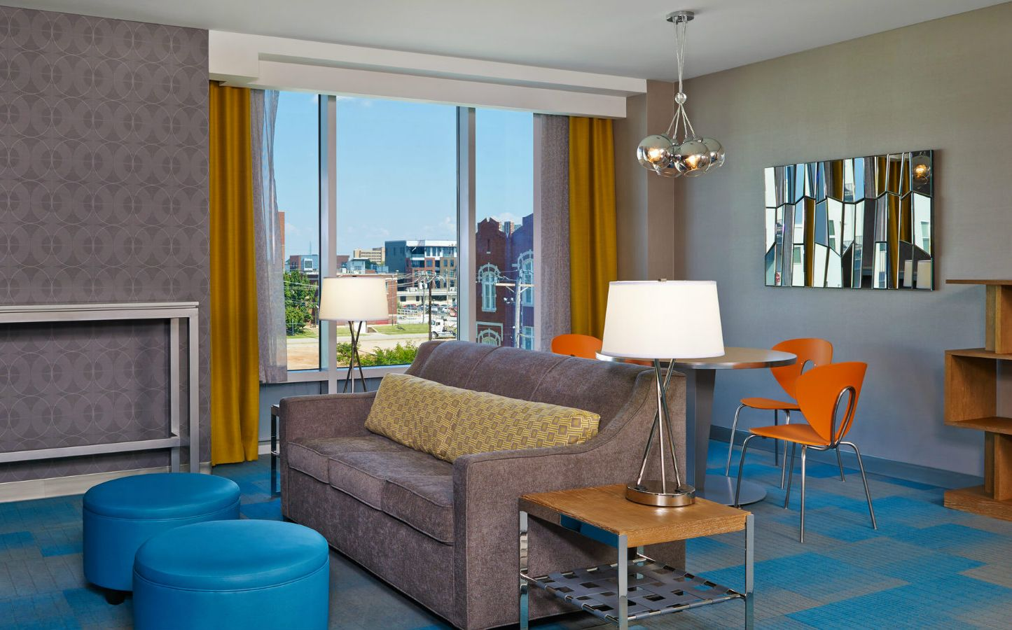 Oklahoma City Accommodations - Aloft Savvy Suite | Aloft Oklahoma ...